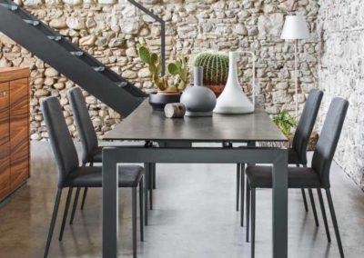 Tavolo Calligaris ceramica stone