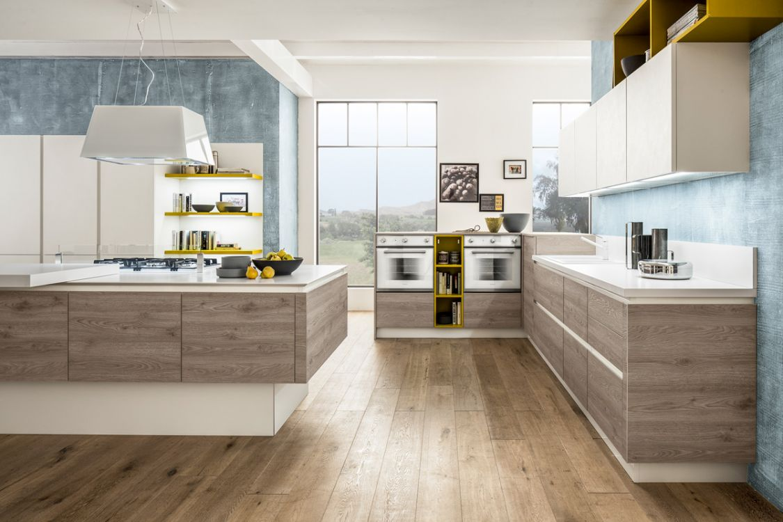 Cucine Arrex Bologna - Cucina su misura componibili - Mobili Bolognini