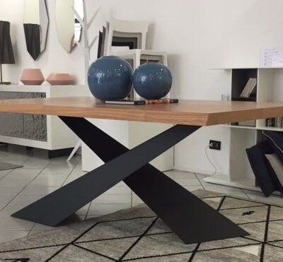 Arredo da esposizione mobili fine mostra offerte outlet for Tavolo riflessi living prezzo