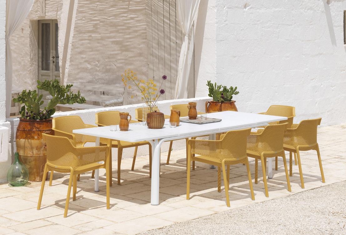 Arredo Giardino tavoli e sedie da esterno offerta Nardi