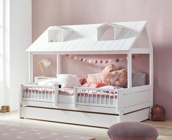 letto beachhouse lifetime letto bimbi casetta. Black Bedroom Furniture Sets. Home Design Ideas